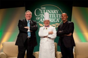 Chef Paul Bocuse Visits the CIA