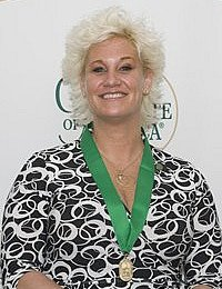Anne Burrell '96, Host of Food Network's Secrets of a Restaurant Chef