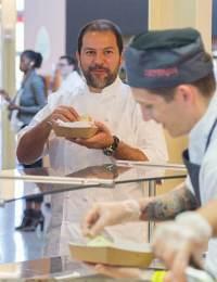 Chef Enrique Olvera '99, Redefining Mexican Cuisine