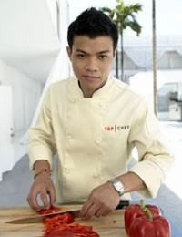 Hung Huynh '02, Chef and Winner Top Chef