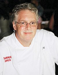 Jasper White '76, Chef and Owner of Summer Shack Restaurants