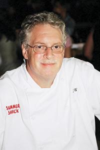 Jasper White '76, Chef and Owner of Summer Shack Restaurants
