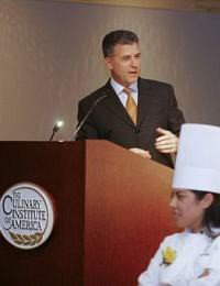 Michael Chiarello '82 Executive Chef/Restaurateur