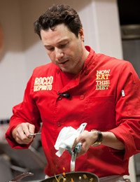 Rocco DiSpirito86, Host Roccos Dinner Party