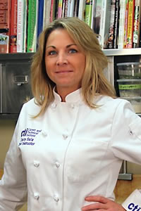Darcy Sala '01, Chef-Instructor at BOCES
