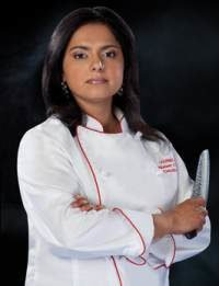 Chef Maneet Chauhan '00, A Culinary Journey