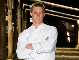 Bryan Voltaggio '99 Chef and Owner of VOLT