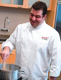 Chad Schafer '03, Director of Culinary at Cargill
