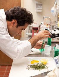 Chris Loss '93, Professor-Department of Culinary Science and Director of Ventura Research and Development Center