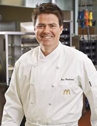 Dan Coudreaut '95, Director of Culinary Innovation, McDonald's