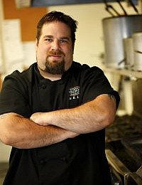 Eric LeVine '90, Chef/Partner Morris Tap and Grill