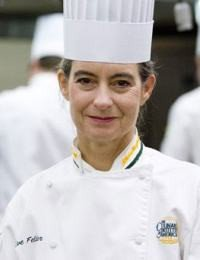 Chef and Managing Director Eve Felder '88, To Advance I Chose CIA