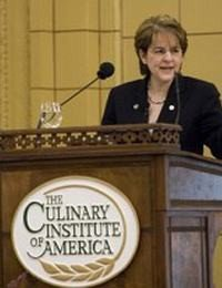 Chef Amy Greenberg '80, A Foodservice Career