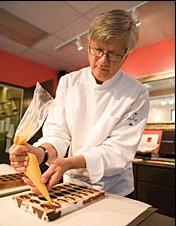 Oliver Kita '89 Owner of Oliver Kita Chocolates