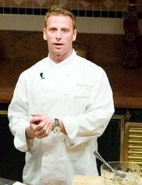 Michael Schulson '95, Executive Chef