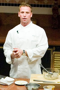 Michael Schulson '95 Executive Chef of Izakaya