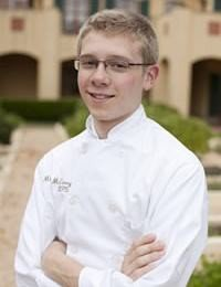 Michael McCarey '15, Baking and Pastry Arts
