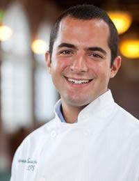 Steven Sartuche '15, Culinary Arts