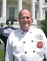 Tim Prosinski '94, Foodservice Director