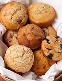 A Healthier Muffin Recipe