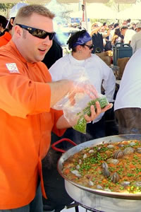 Paella Challenge Brings Celeb Chefs to CIA San Antonio