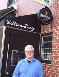 Cory McPherson '96, Executive Chef/Owner, WilliamsBurger