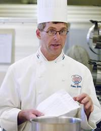 Chef Durfee to compete in the