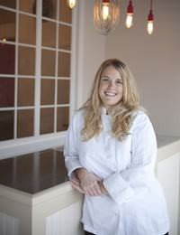 Pastry Chef Alison Reed '04, Baking from the Heart