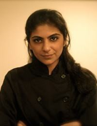 Chopped Winner Chef Fatima Ali '11, From Pakistan With Love