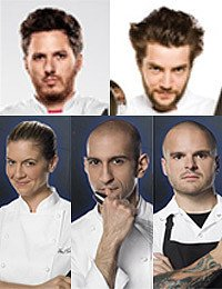 Half of Next Iron Chef Competitors are CIA Grads