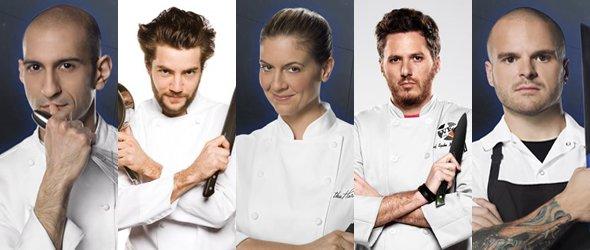 half of next iron chef competitors are cia grads cia culinary