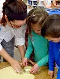 Matt Sporer '13 & Sarah Garcia '14 Teaching Slow Food to Fast Learners