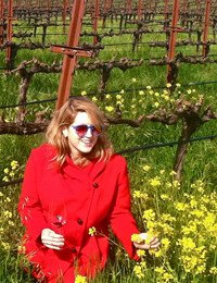 Lulu McAllister 12 is Wine Director for restaurant Nopa in San Francisco.