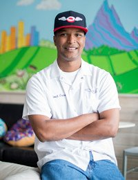 Kamal Grant '04, Chef/Owner, Sublime Doughnuts