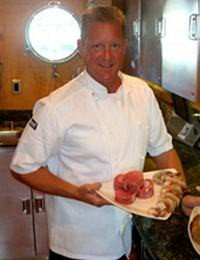 Peter Ziegelmeier '00, Private Chef