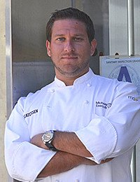Chef Michael Ferraro '02, A Lifelong Passion
