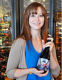 Sommelier Gretchen Thomas '05, Speaking the Language of Wine