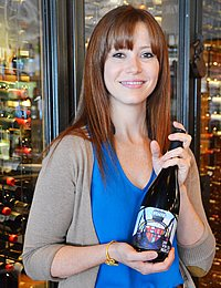 Gretchen Thomas '05, Wine and Spirits Director at Barcelona Wine Bar