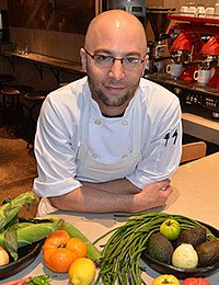 Greg Vernick '05, Chef/Owner