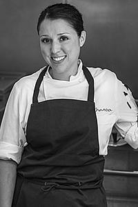 Lauren DeSteno '06, Chef de Cuisine, Marea