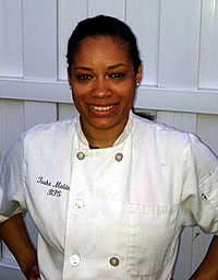 Tasha Mabin '10, CIA Alumni, Bachelor of Professional Studies, Culinary Arts Management
