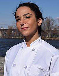Layla Saif, CIA alumni, Culinary Arts