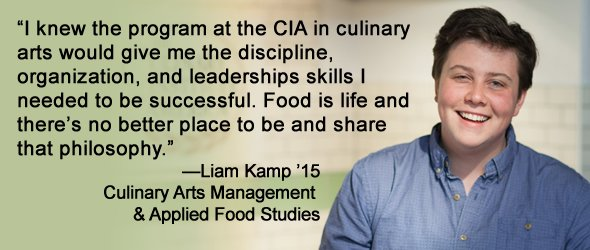 Liam Kamp '15