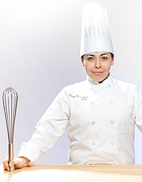 Becky Rodriguez, CIA student, Bachelor's Degree in Baking and Pastry Arts Management
