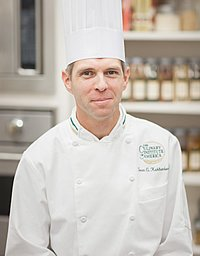 Sean Kahlenberg '04, Lecturing Instructor—Culinary Arts, The Culinary Institute of America