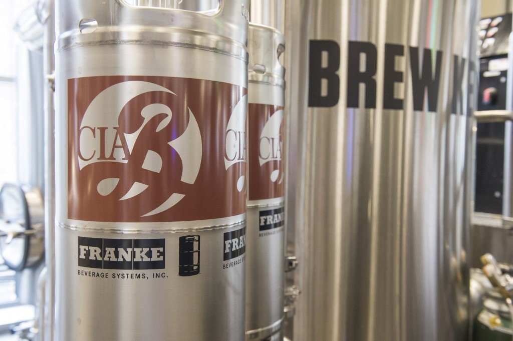 Brooklyn Brewery CIA