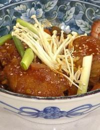 CIA Grad Deuki Hong's Spicy Korean Chicken Stew – The Today Show