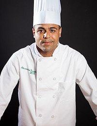 Alexander Torres, CIA culinary arts student