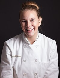 Alexis Brown, CIA baking and pastry student