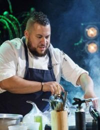 From Impoverished childhood to 'Top Chef' contender